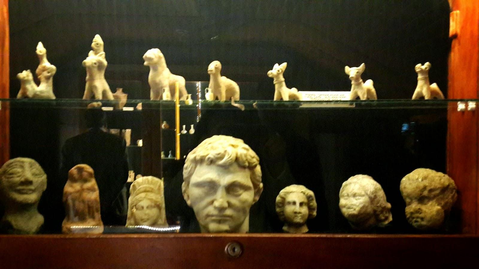 bronz heykel,cam, tarihi eser, Roma dönemi, heykel, müze, Gaziantep