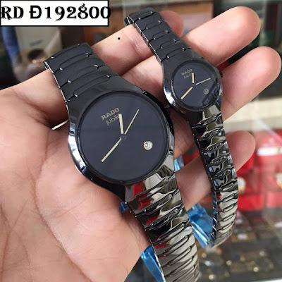 Đồng hồ cặp đôi Rado RD Đ192800