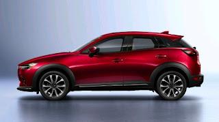 Simak Dulu Spesifikasi Mazda CX-3 Sebelum Beralih ke CX-30