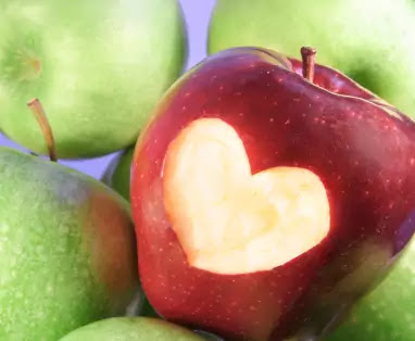 Apples can be good for your heart