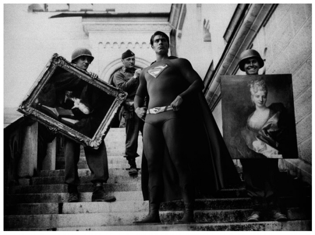 superman fotomontaje