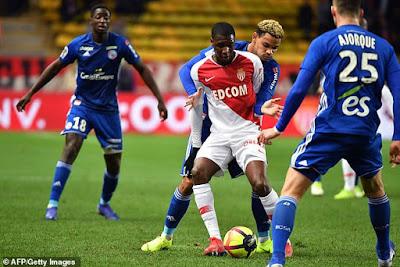 M.U chấm hậu vệ cánh trái mới nổi của Monaco
