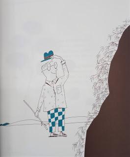 Il·lustració de Montse Ginesta_de la poesia: Blanca cua de cavall de Mercè Rodoreda per Teresa Grau Ros