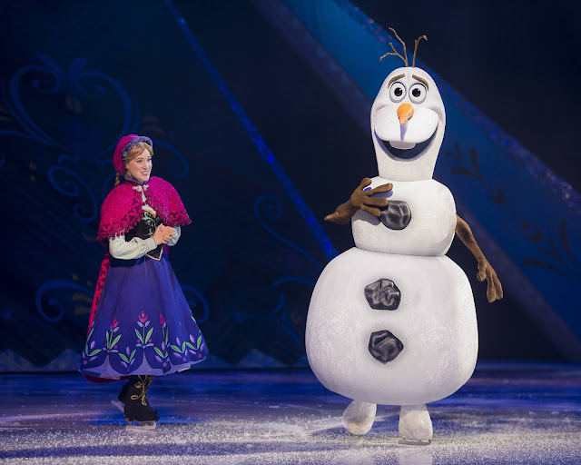 Disney On Ice Frozen 2016