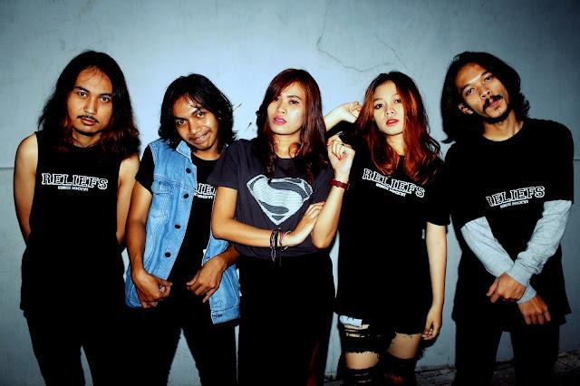 Relief -  Rock Sukabumi