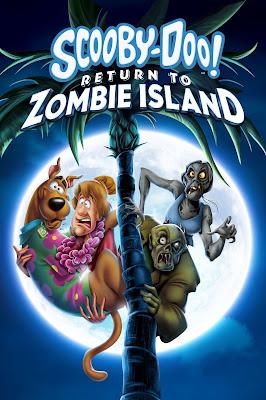 Scooby-Doo Return To Zombie Island [2019] [DVD9 R1] [Latino]