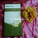 UNDANGAN SEMI HARD COVER KODE 88163