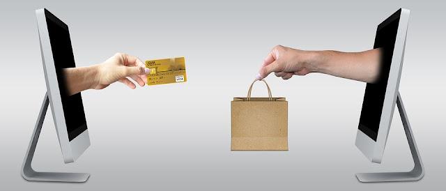 online shopping via ecomm websites