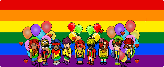 DIA DO ORGULHO GAY - Habbowd