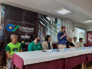 CODIVAR e Secretaria Estadual de Turismo lançam Plano Regional de Turismo de Cavernas da Mata Atlântica