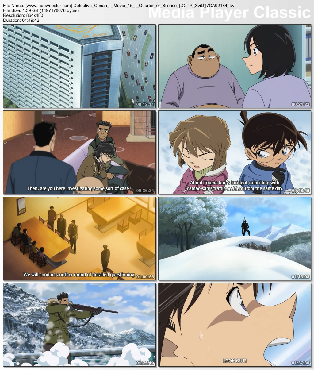 Download Detective Conan Movie 15 Indowebster - valleyxilus