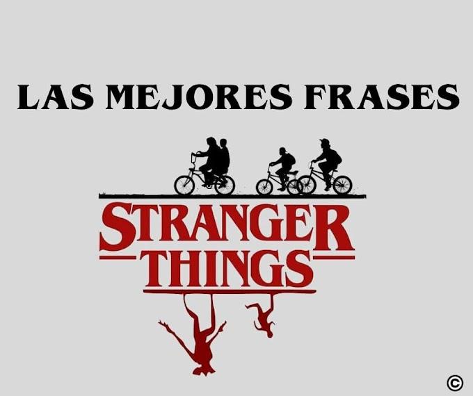 7 Frases de Stranger Things