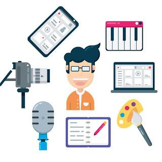Curso online de direitos autorais para artistas e produtores