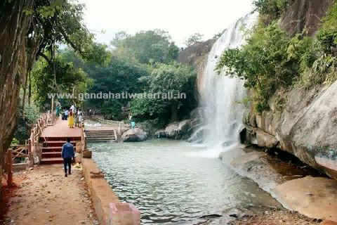 Gandahati Waterfall marvelous water fall in gajapati images