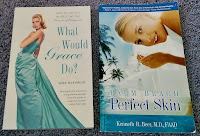 What Would Grace Kelly Do? perfect skin ice queen Monaco princess fashion tips DIY skincare makeup