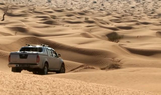 bentang alam benua afrika berupa gurun sahara