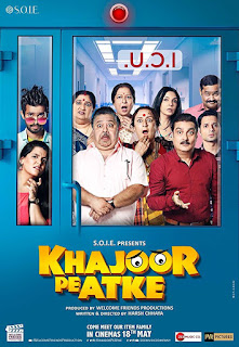 Khajoor Pe Atke (2018) Hindi Movie HDRip | 720p | 480p