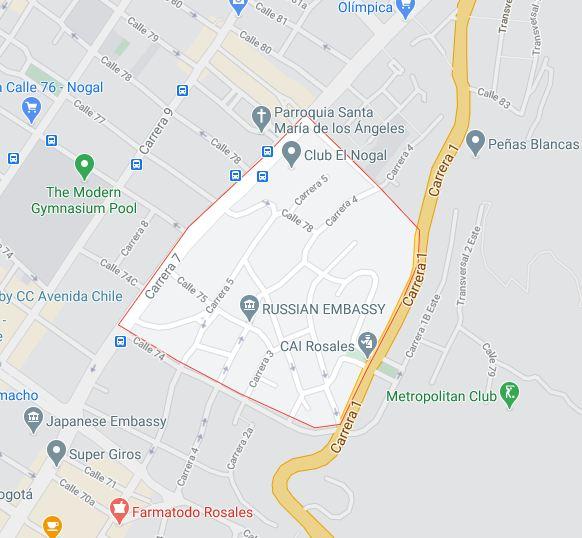 barrio bellavista chapinero