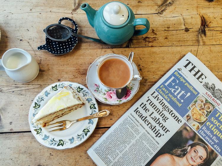 Tea and Cake Cardiff