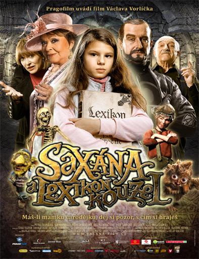 Ver Saxana La pequeña bruja y el libro Encantado (2011) Online