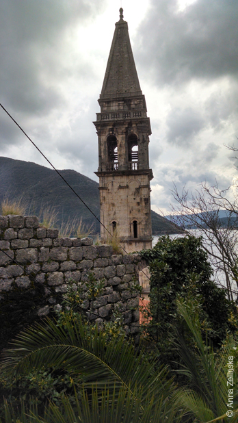 Пераст, Черногория