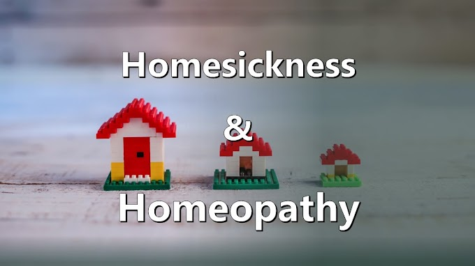 Homesickness and Homeopathy