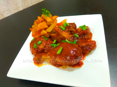 tangy chicken