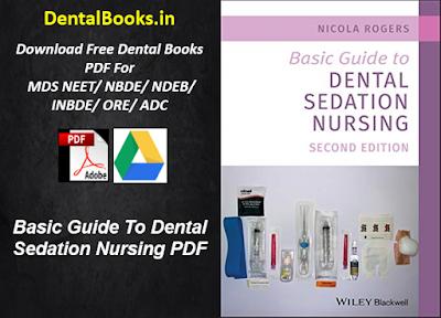 Basic Guide To Dental Sedation Nursing PDF