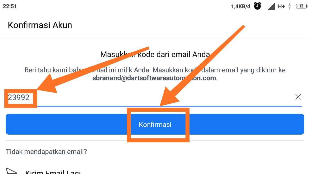 Cara bikin fb tanpa Nomor dan email
