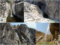 Большой Гусгарфский водопад, Варзобское ущелье, горы Таджикистана - фото-обзор похода