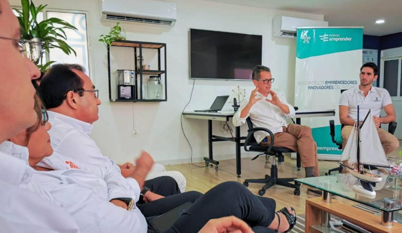 https://www.notasrosas.com/Fondo Emprender del Sena, lanza dos convocatorias para emprendimientos de jóvenes