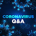 Answers for Your top coronavirus questions