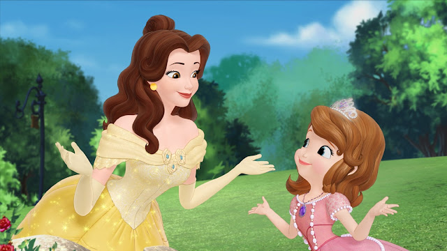 Nonton Film Sofia the First S01E17: Amulet and the Anthem (2013)