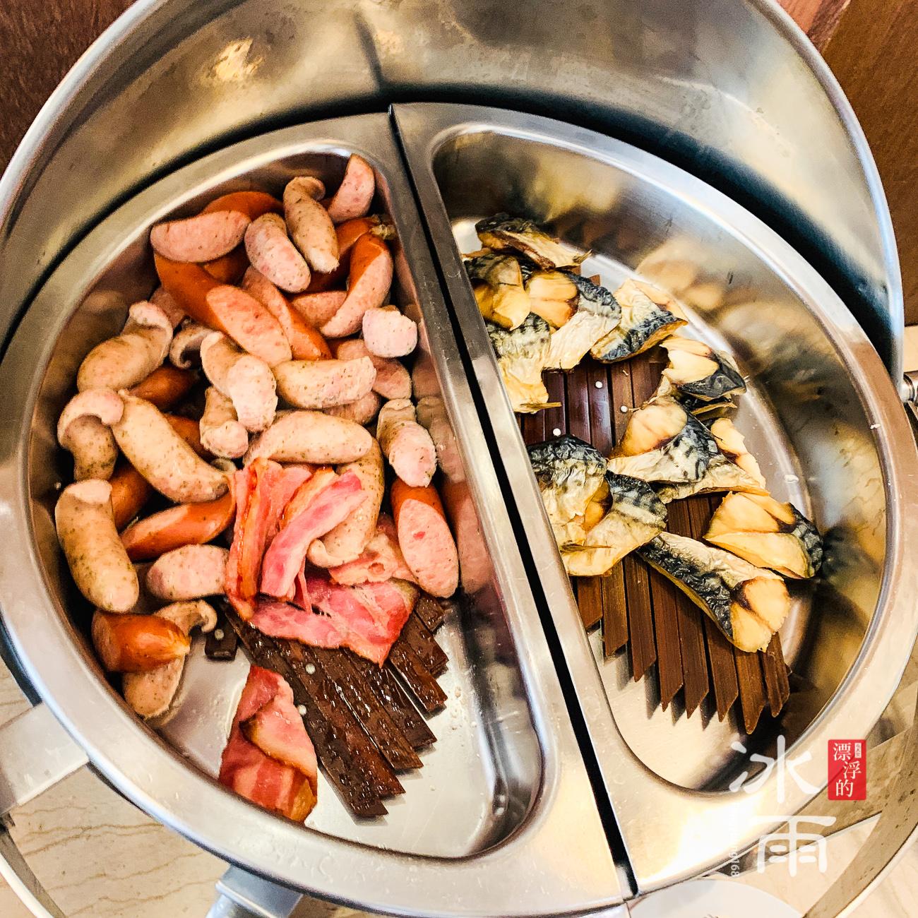 南豐天玥泉 北投館|火腿和魚
