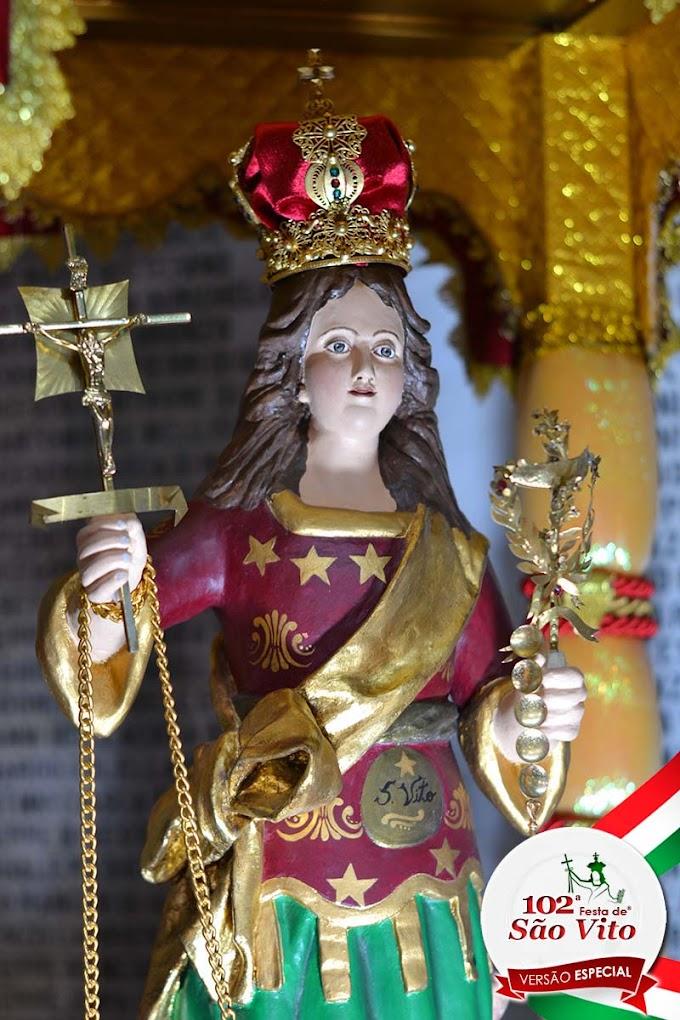 103ª Festa de São Vito traz delícias e segue protocolos de saúde