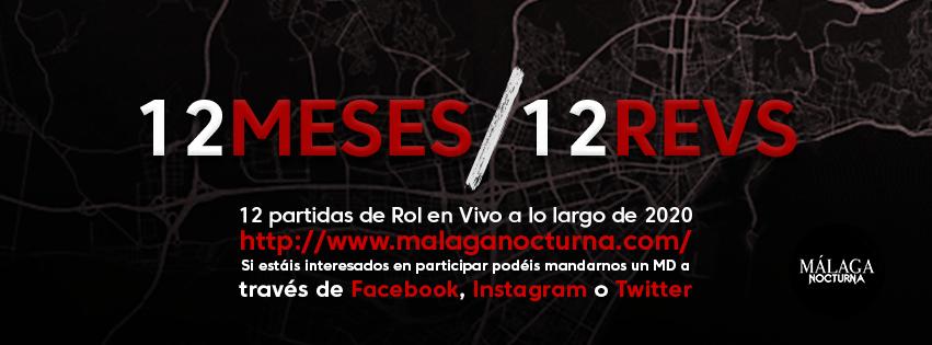 12 Meses / 12 ReVs