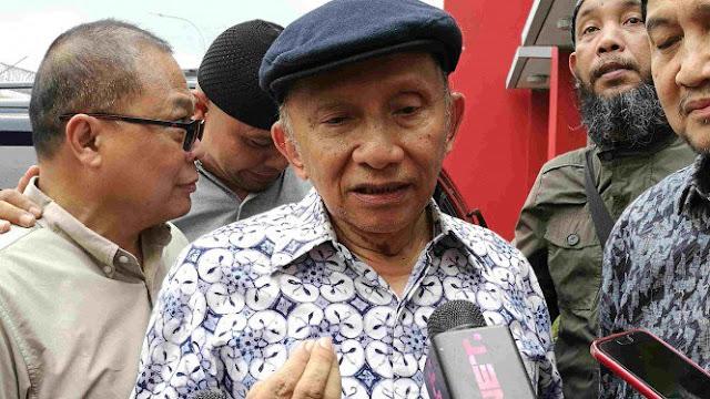 Parah...!!! Amien Rais Katakan Malaikat Ikut Doakan Jokowi Kalah