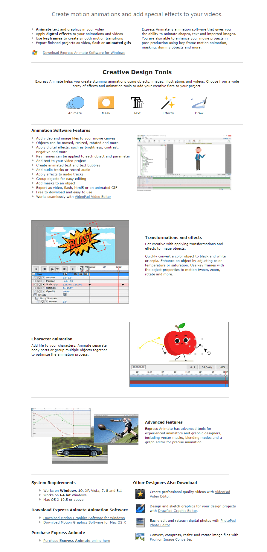 Express Animate Software Registration Code