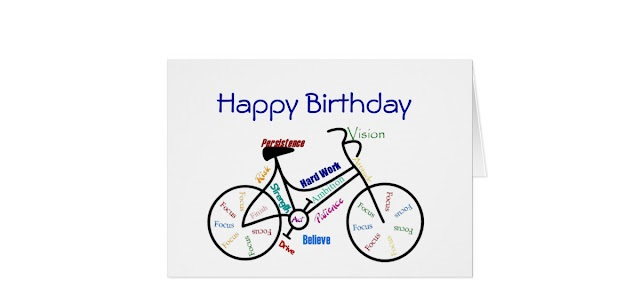 Birthday Wishes for Cyclists - Birthday Wishes for Bike Riders