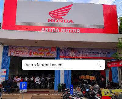 Lowongan Frontdesk Officer Astra Motor Lasem Rembang