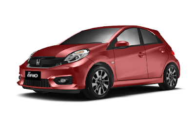 2016 Honda Brio Facelift side image