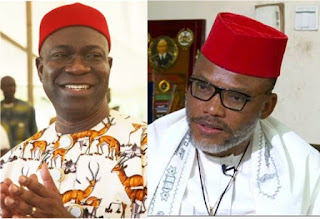 You are an ingrate — Ekweremadu blasts Nnamdi Kanu