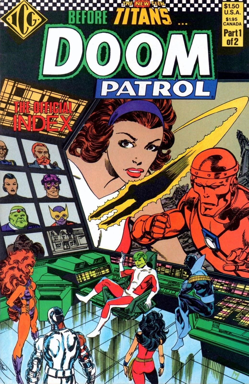 doom patrol - photo #24