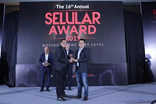 ZTE Mendapat Anugerah Best 5G Diajang Seluler Awards