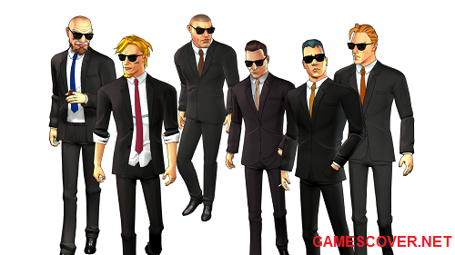 Reservoir Dogs: Bloody Days Gameplay
