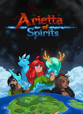 تحميل لعبة Arietta of Spirits