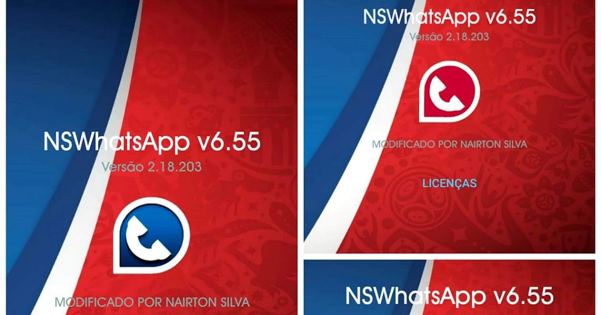 Nswhatsapp V6 55 Latest Version Download Mods Whatsapp