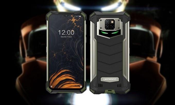 Sorteio do Smartphone DOOGEE S88 Pro