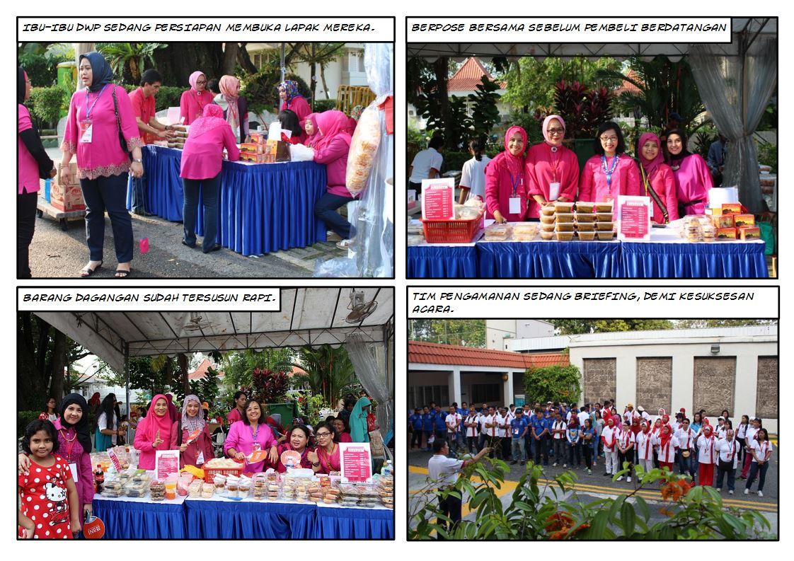 Kemeriahan Panggung Gembira KBRI Singapura 2015 (2/6)