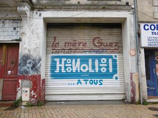 Vers les capucins 2, Bordeaux, malooka
